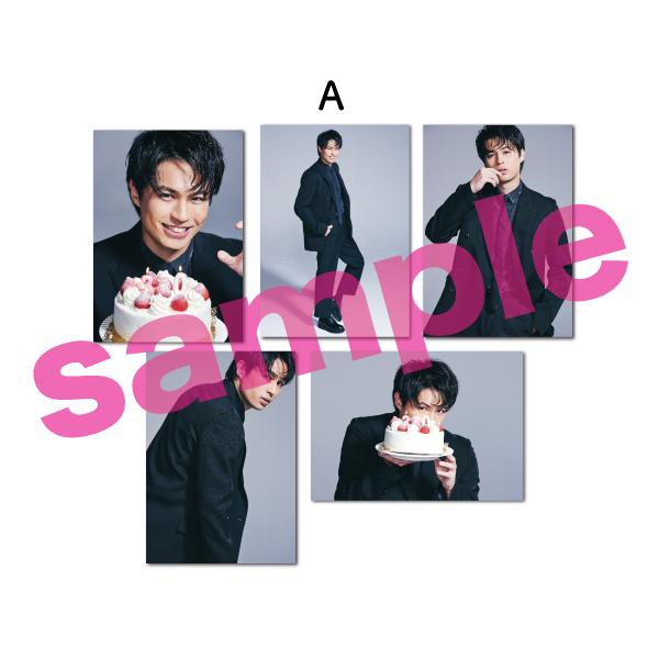 【SALE!!】生写真セットA